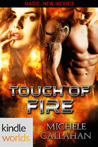 Touch Of Fire 250x375