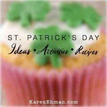 St. Patrick's Day Ideas for #LoveYourLifeFriday