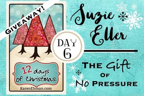 12 Days of Christmas Giveaway at KarenEhman.com