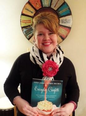 Sarah Lundgren on Love Your Life Friday at KarenEhman.com