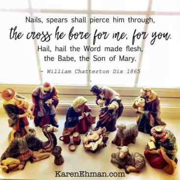 From the Cradle to the Cross: How Your Christmas Tree Can Help You Share the Gospel
