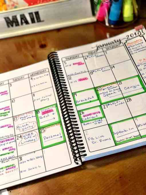 My favorite planner EVER is back and you can get one 15% off! Details at karenehman.com