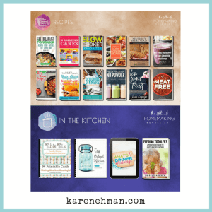 The Motherload of Recipes and Meal-Planning Resources