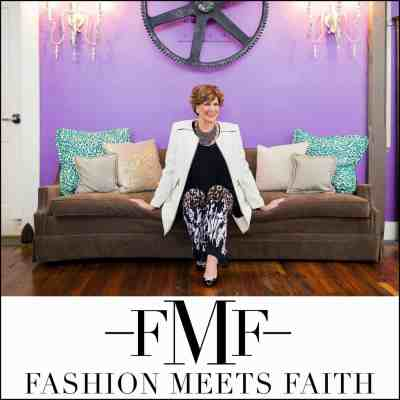 Fashion Meets Faith podcast with Shari Braendel.