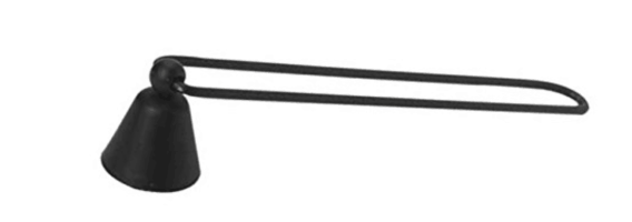 Ryocas Candle Snuffer, Matte Black; 12 Fabulous Gifts for Friends at karenehman.com.