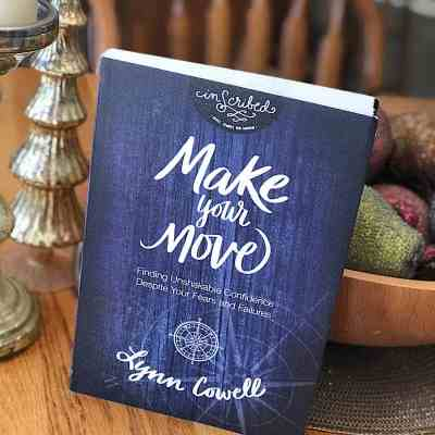 Make Your Move: Finding Unshakable Confidence Despite Your Fears and Failures by Lynn Cowell. Guest post at karenehman.com.