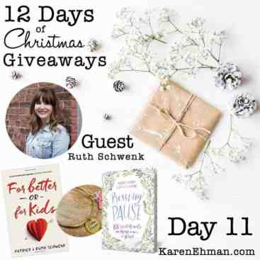 12 Days of Christmas – Day 11
