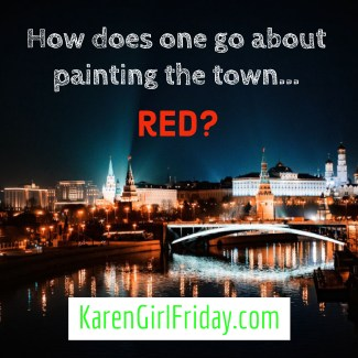 4 Ways to Paint the Town Red This Christmas, By Adobe Spark