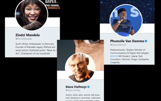 Mandela, van Damme and Hofmeyr – A South African Story