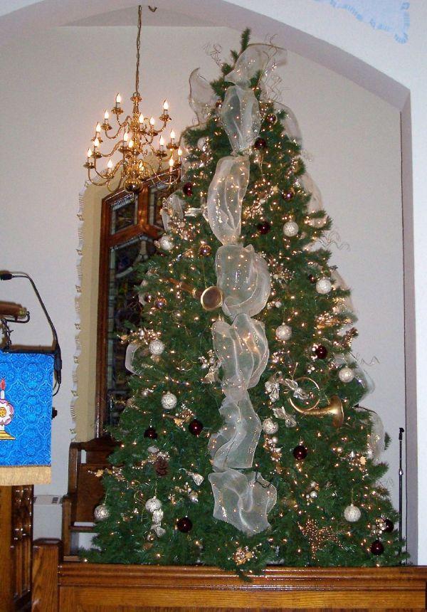Advent Christmas Trees Karen' Chatt