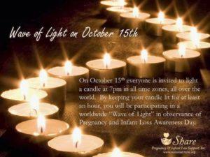 International Wave of Light Ceremony