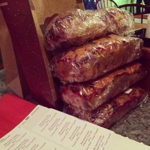 Cranberry Tea Loaf