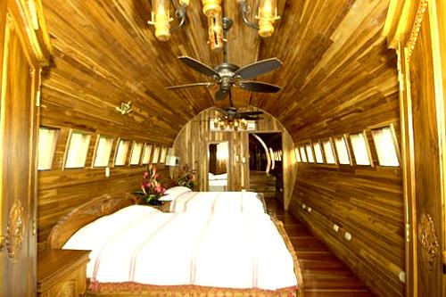 Airplane Home