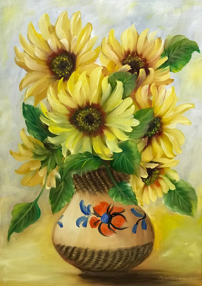 Sunshine Sunflowers