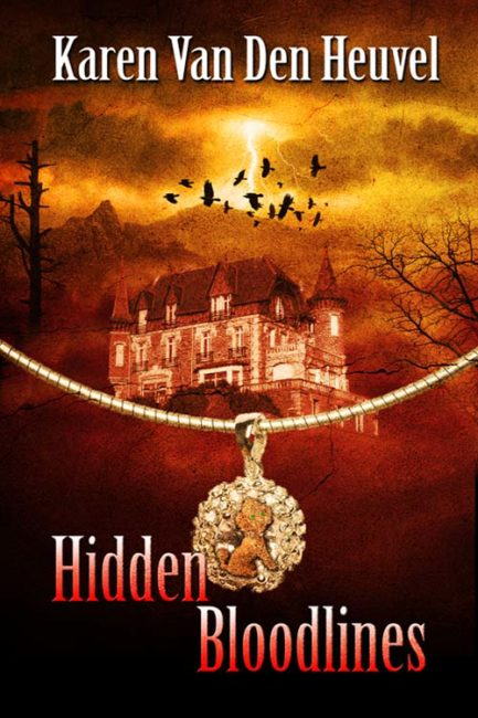 Hidden Bloodlines, romantic suspense, Colorado Rockies, Karen Van Den Heuvel