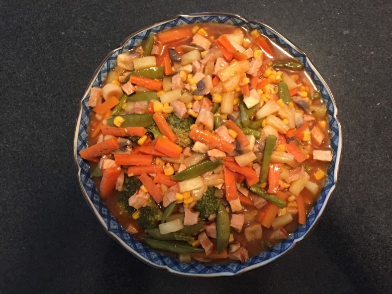 Sweet and Sour … Gluten Free
