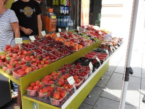 Farmer's Market, Fresh Fruit