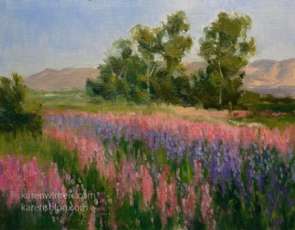 karen winters california impressionist