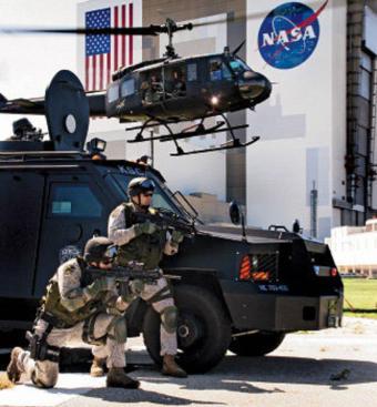 Bild: NASA-Selbstdarstellung (Quelle: www.tactical-life.com)