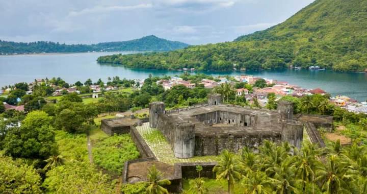 Jasa Ekspedisi ke Kepulauan Maluku murah