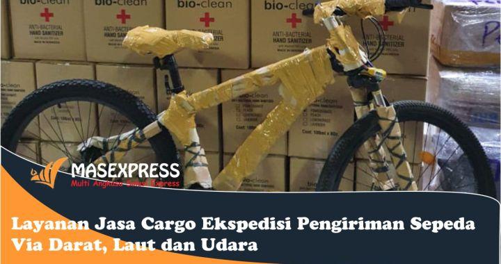 Jasa ekspedisi pengiriman sepeda