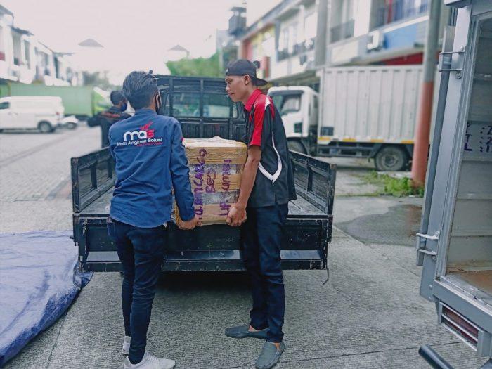 Jasa ekspedisi pengiriman barang kargo dari Surabaya ke Merauke