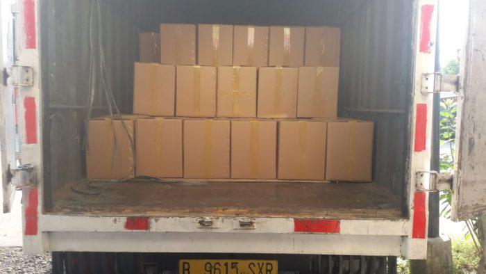 Jasa ekspedisi pengiriman barang kargo dari Surabaya ke Pangkal Pinang