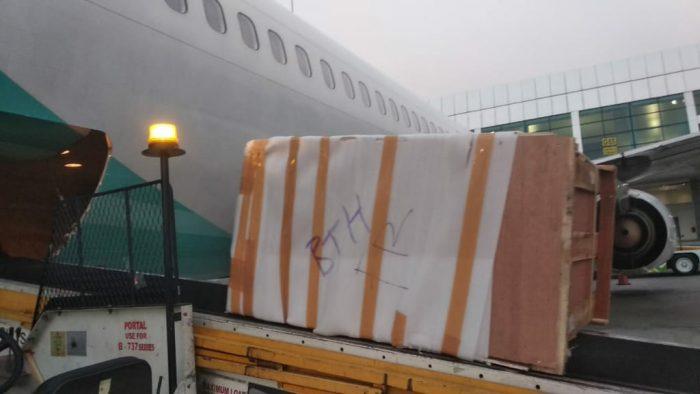 Jasa ekspedisi pengiriman barang kargo dari Surabaya ke Nias