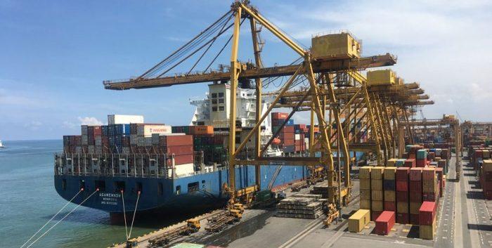 layanan pengiriman cargo laut