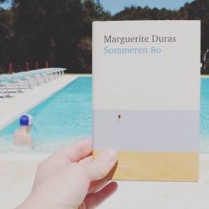«Sommeren 80» av Marguerite Duras