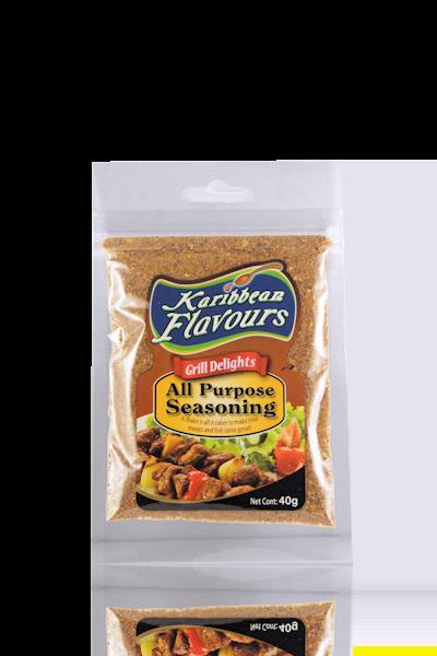 Grill Delights-All Purpose Seasoning 40g