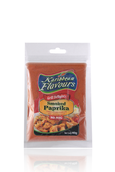 Grill Delights-Smoked Paprika 40g