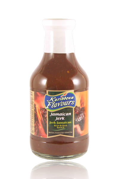Jamaican Jerk BBQ Sauce 500ml