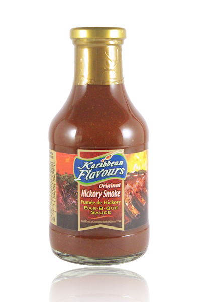 Original Hickory Smoke BBQ Sauce 500ml