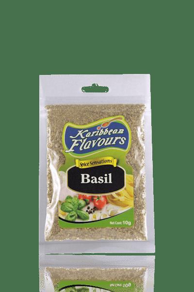 Spice Sensations-Basil 10g