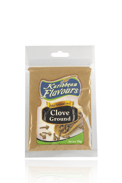 Spice Sensations-Clove Ground 15g