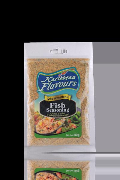 Spice Sensations-Fish Seasoning 40g