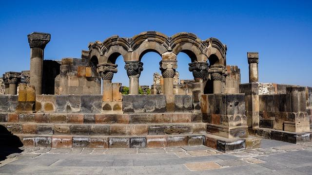 El alfabeto armenio