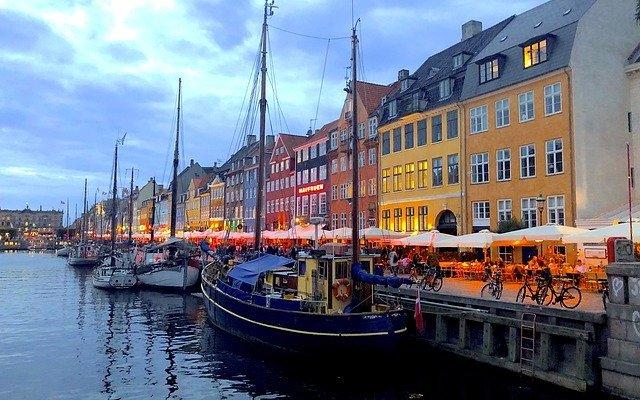 Los 100 verbos más usados en danés