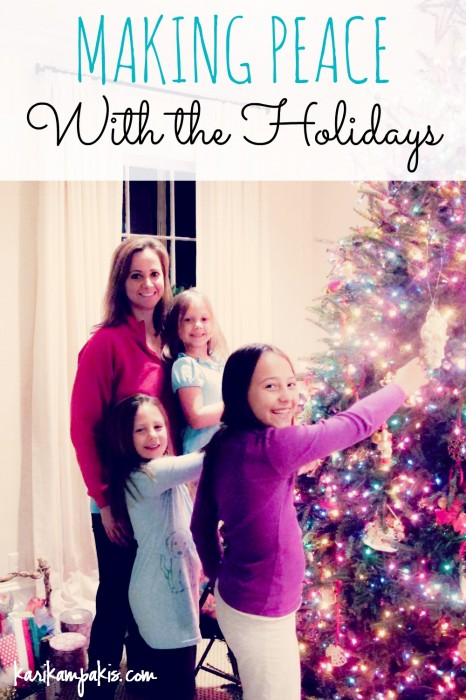 Making Peace With the Holidays - FINAL