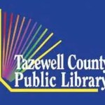 Tazewell County Public Library logo