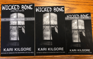 Three Wicked Bone front covers