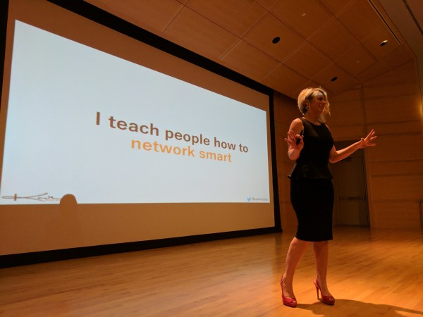 Teaching People To Network Smarter