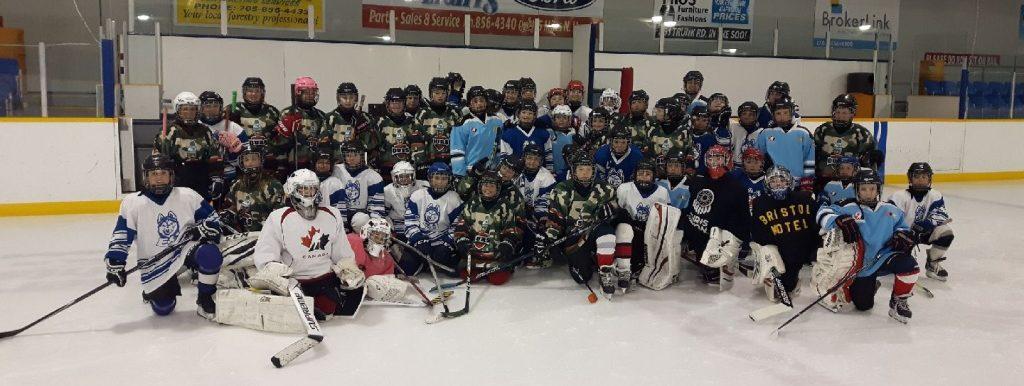 Elementary School Hockey Tournament Tournoi De Hockey Elementaire