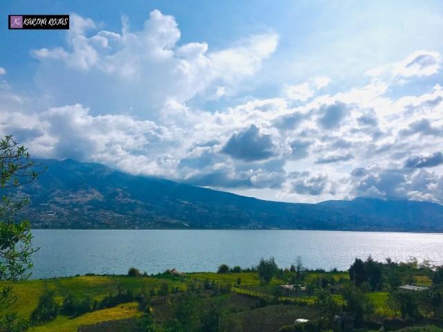 Lago de San Pablo