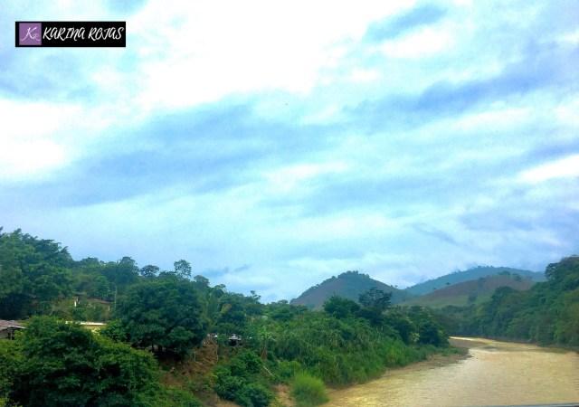 Puente lado sur Río Puyango