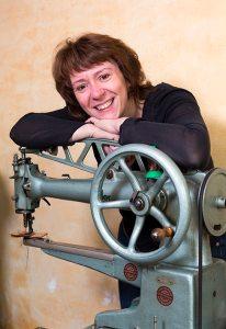 Delphine Maillard-Atelier de cuir à Diedendorf