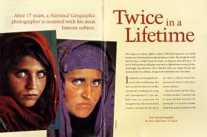 Jeune Afghane