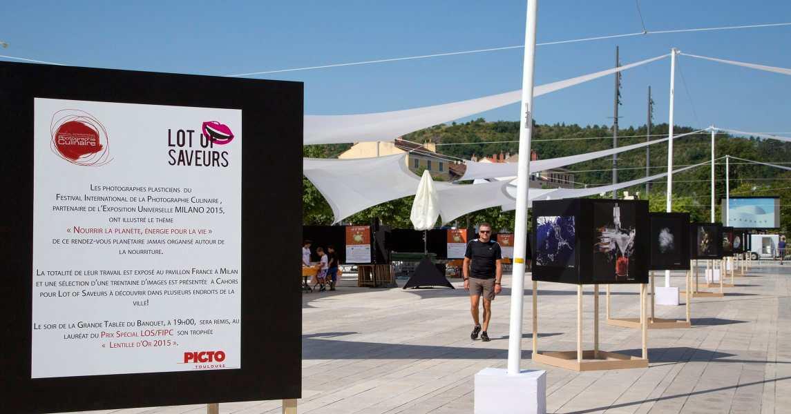 Festival International de la photo culinaire à Cahors