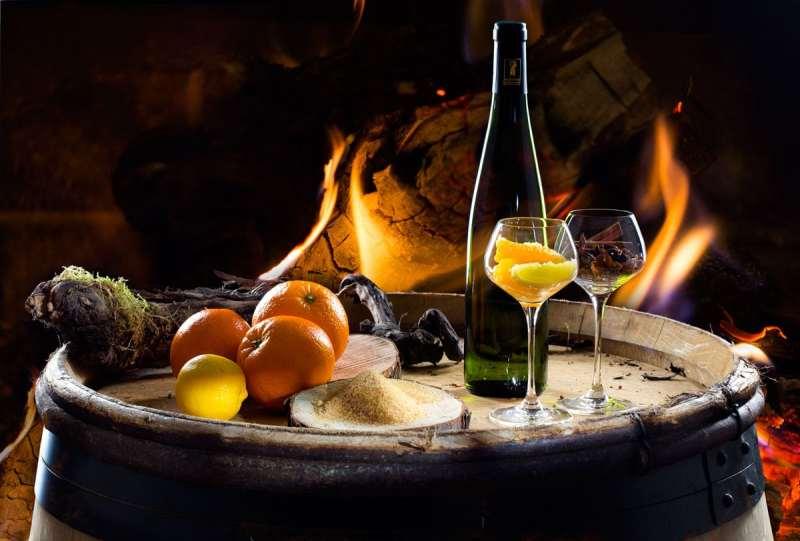 vin chaud